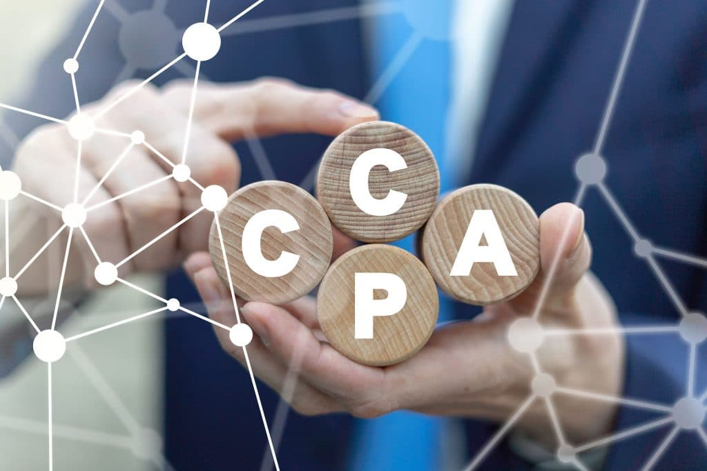 CCPA California Consumer Protection Act